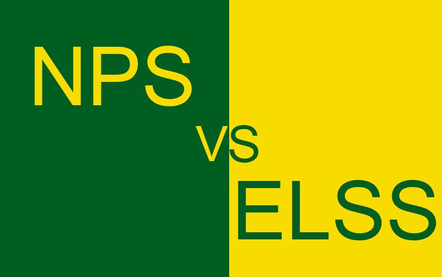 NPS Vs ELSS