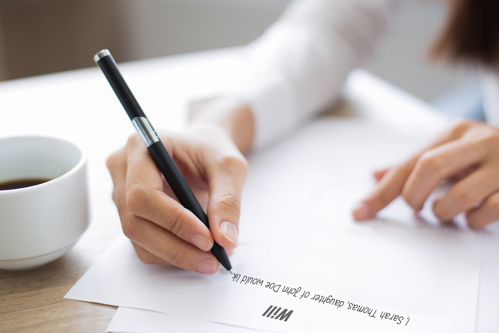 When Is the Right Time to Write Your First Will?